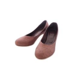 Premium Tango Heels (Brown)  (รอผลิตบางไซส์ 10-14 วัน)
