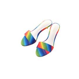 Pride Heels (Rainbow)