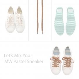 MW Pastel Sneaker (Mix)