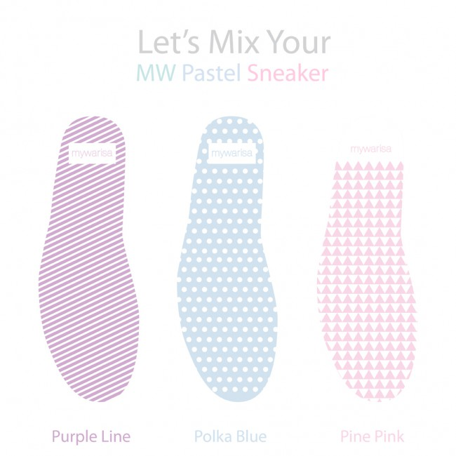 MW Pastel Sneaker (Accessories)