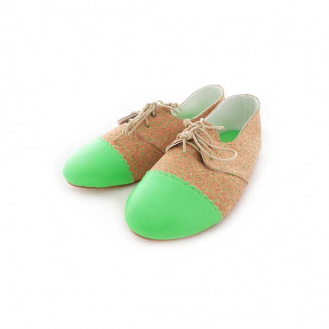 Popsicle Oxford (Green)