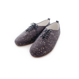 Twin Star Oxford (Black)
