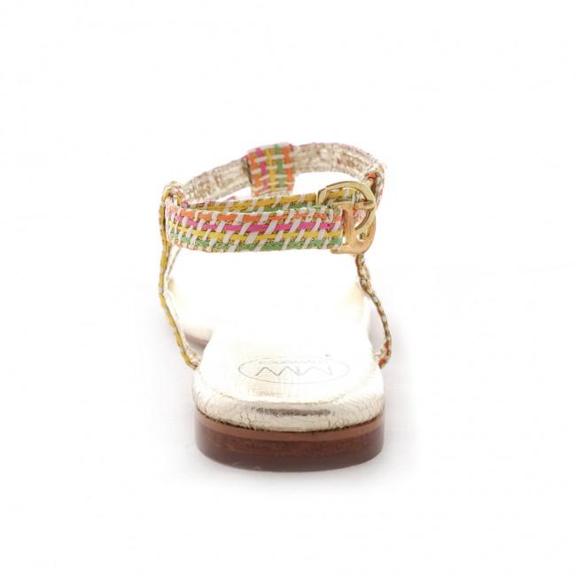 Weave Sandle (Color)