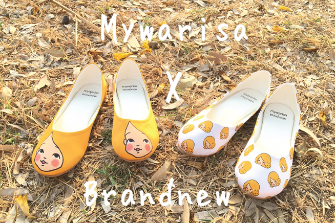 """รองเท้าสุดน่ารักจาก """"คุณนิว THE STAR"""""""